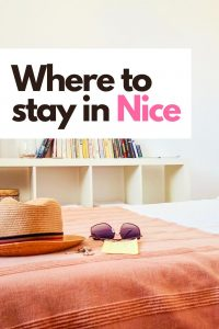 Top Accommodations in Nice France
